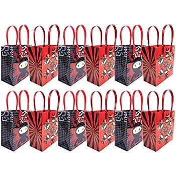 Amazon.com: 2 Dozen (24) MINI Plastic NINJA WARRIOR Figures ...