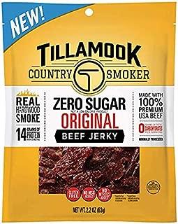 product image for Tillamook Country Smoker Zero Sugar Original Beef Jerky (Pack of 10)