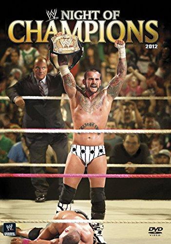 DVD : WWE: Night of Champions 2012 (Full Frame)