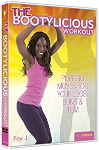 The Bootylicious Workout with Feyi J
