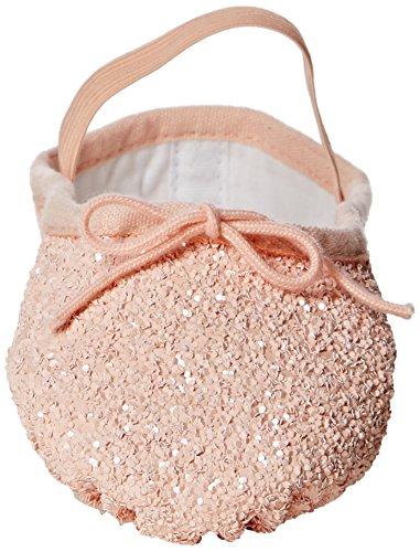 Bloch Classique Fille Chaussures Sparkle Pink Danse de Rose rFrgqS