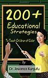 200+ Educational Strategies to Teach Children of Color, Jawanza Kunjufu, 1934155195