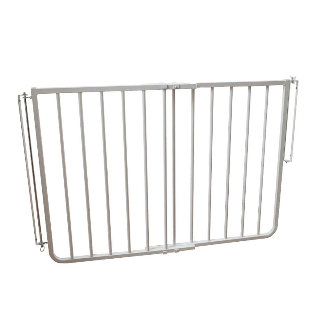 Cardinal Gates Stairway Angle Baby Gate 27''-41.5'', White by Cardinal Gates