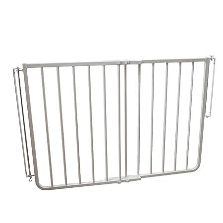 Cardinal Gates Stairway Angle Baby Gate 27 -41.5 , White
