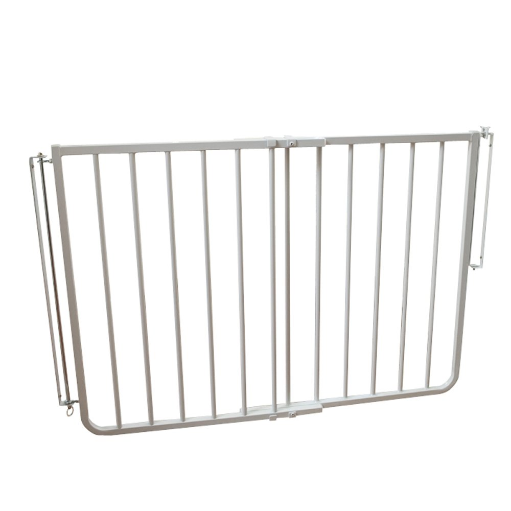 Cardinal Gates Stairway Special Gate White