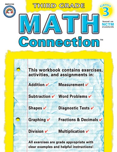 Math Connection™, Grade 3 (Connections™ Series)