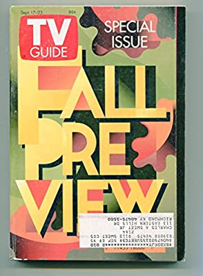 TV Guide-September 17-23-1994-Kentucky Edition