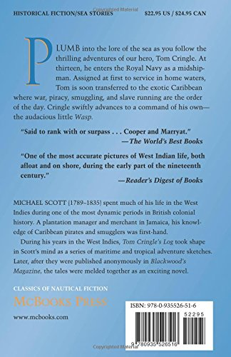 Tom Cringle's Log (Classics of Naval Fiction)