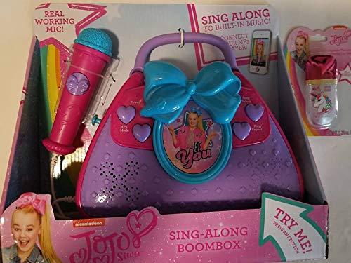 Nickelodeon JoJo Siwa Sing Along Boom Box by Nickelodeon (Image #1)