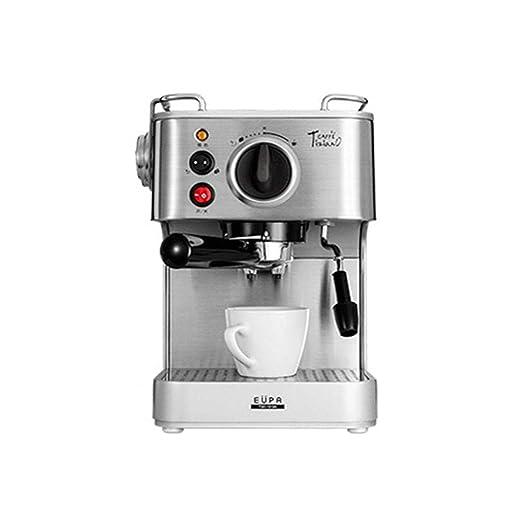 Máquina de espresso con bomba tradicional Capuchino de espresso ...