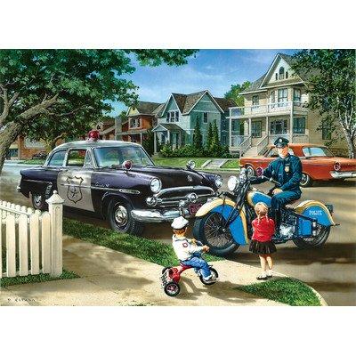 MasterPieces Neighborhood Patrol Puzzle