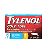 Tylenol Cold Max Daytime Non-Drowsy Cold and Flu