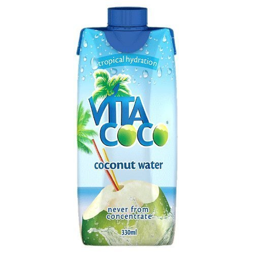 Vita Coco 100% Pure Coconut Water, 11.1-Ounce Containers ...