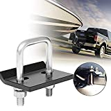 """CyanHall Hitch Tightener for 1.25"""" and 2""""Hitches RETECK Anti-Rattle Stabilizer Rust-Free Heavy Duty Lock Down Compatible with All"""