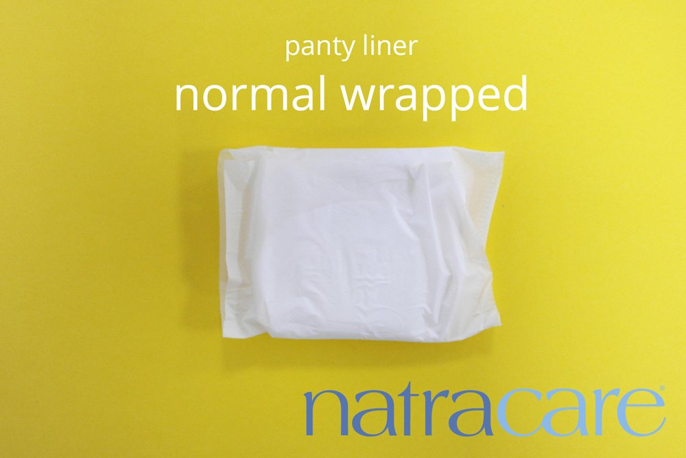 Natracare Normal Wrapped Panty Liners, 18 Count by NATRACARE (Image #5)