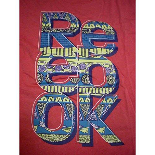Reebok Filled - Camiseta para mujer blanco (vicpnk)