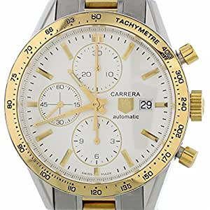 Tag Heuer Carrera Automatic-self-Wind Male Watch CV2050 (Certified Pre-Owned)