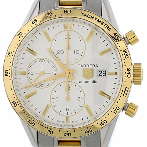 Watch Box Tag Heuer (Tag Heuer Carrera Automatic-self-Wind Male Watch CV2050 (Certified Pre-Owned))