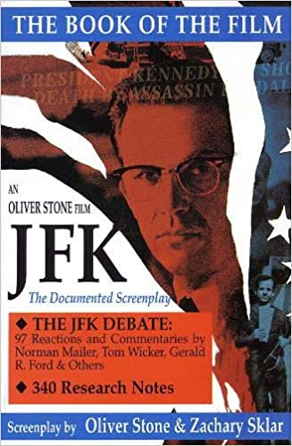 jfk the book of the film applause books