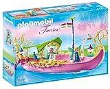 Playmobil - 5445 - Figurine - Bateau Enchanté De La Reine Des Fées