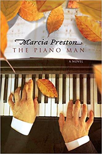 The Piano Man (Mira Hardbacks), Preston, Marcia