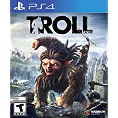 Troll and I - Maximum Games' Mythical Adventure Game for PlayStation 4, Xbox One, and PC is Out Now