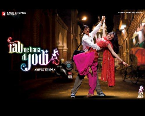 Rab Ne Bana Di Jodi/jab Tak Hai Jaan - 2 DVD SET