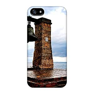 Top Quality Rugged The Big Bell Case Cover For Iphone 5/5s