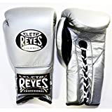 Cleto Reyes Training Gloves - Lace-up Titanium