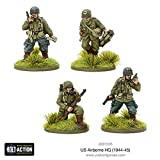 Warlord Games Bolt Action: US Airborne HQ (1944-45)