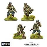 Bolt Action Us Airborne Hq (1944-45) Blister - Metal