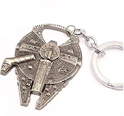 Hey Mari - Llavero abrebotellas de Aleación de Metal, Diseño de Star Wars
