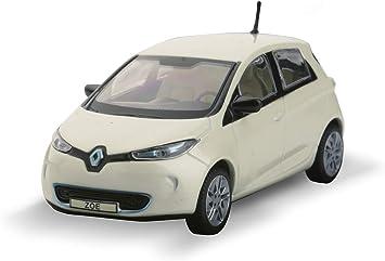 Renault Norev Zo/é 1012 1//43 3 Porte Bianco