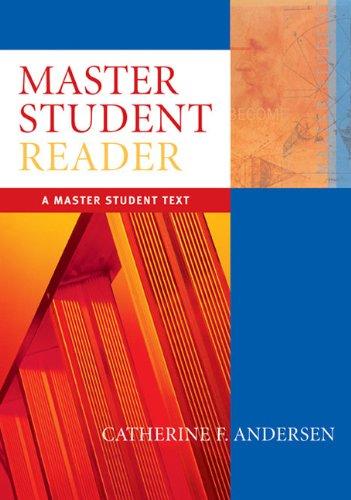 Master Student Reader