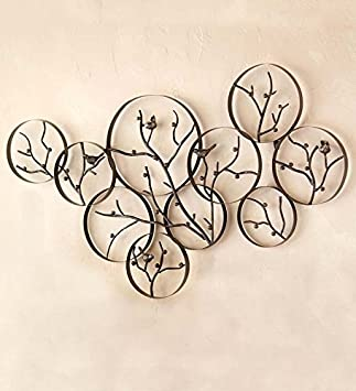 Superb Metal Bird And Branch Wall Art Part 24