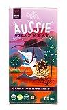 #8: CAROB BAR, AUSTRALIAN CAROB CO, AUSSIE SHARKBAR, UNSWEETENED (SWEET TASTE) 85g/3oz. Rich, Smooth, Organic Carob Bar, USDA Certified Organic,Gluten Free, carob,organic carob, carob candy, Paleo (3pk)