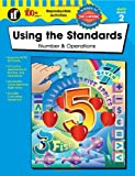 Using the Standards--Number and Operations, Grade 2, Becky Daniel, 074241812X