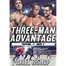 Three-Man Advantage: MMM Hockey Romance (Tripping Book 2)