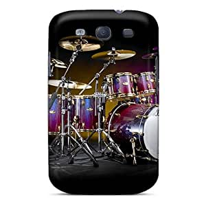 Samsung Galaxy S3 UpS5313kPch Provide Private Custom Realistic Linkin Park Pattern Protective Cell-phone Hard Cover -ChristopherWalsh