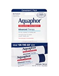 Aquaphor Advanced Therapy Healing Ointment Skin Protectant 2-...