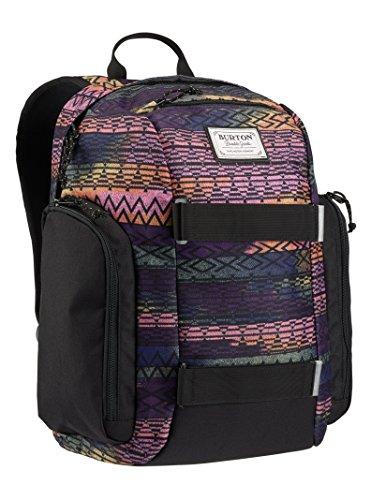 Burton Youth Metalhead Backpack, Technicat Dream Print, One Size (Snowboard Bag Pink)
