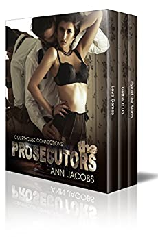 The Prosecutors: A three-book boxed set (Courthouse Connections 3) by [Jacobs, Ann]