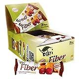 Oskri Organics Fiber Bar - Almond & Cranberry 20 Bar(S)