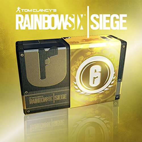 Tom Clancy's Rainbow Six Siege: Currency 2670 Credits - PS4 [Digital Code]