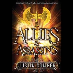 Allies & Assassins Audiobook