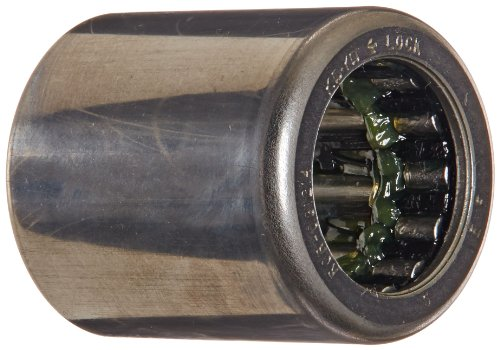 (Koyo RCB-081214 Roller Clutch and Bearing, DC Type, Open, Plastic Cage, Inch, 1/2