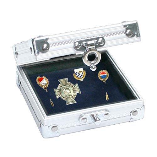 SAFE Mini-Vitrine 5871 für Pins, Buttons, Orden, Anstecknadeln, ()