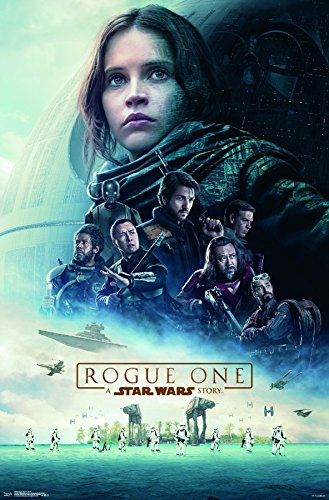 Trends International Star Wars: Rogue One-Unit Premium Wall Poster, 22.375