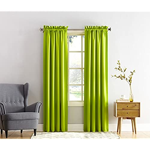 Lime green curtains - Lime green curtains for living room ...