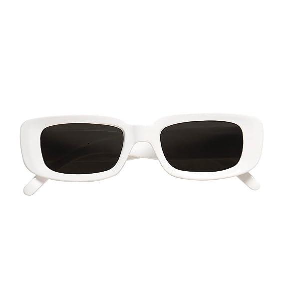 Occhiali da sole bianchi Net toys UsTphI